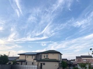 fukude morning sky